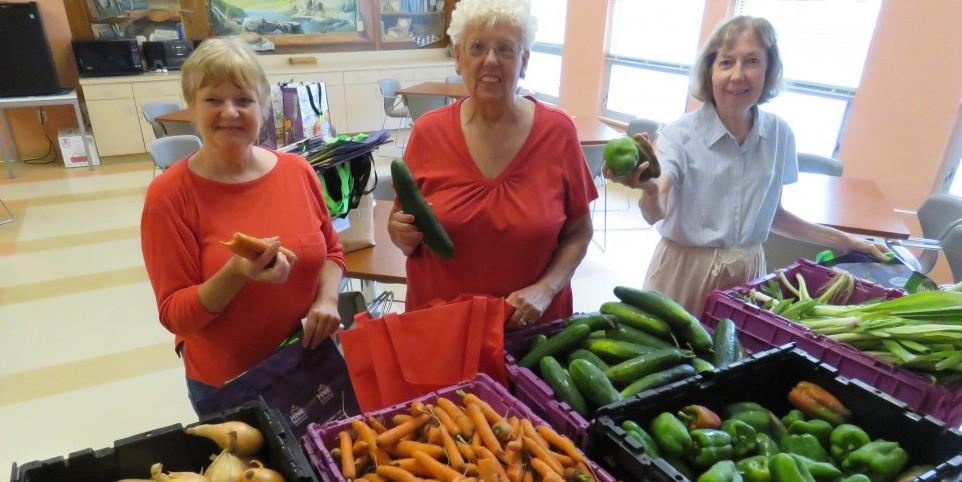 Senior Farm Shares In Full Swing