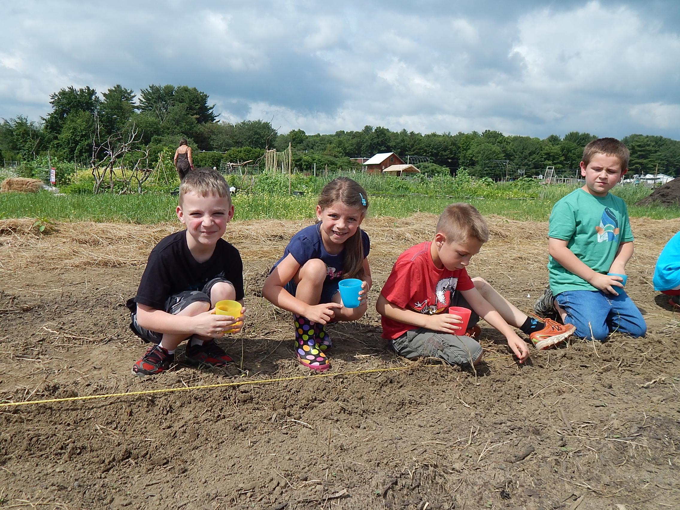 Fall Field Trips Open To Teachers!