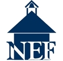 NEF logo120blue