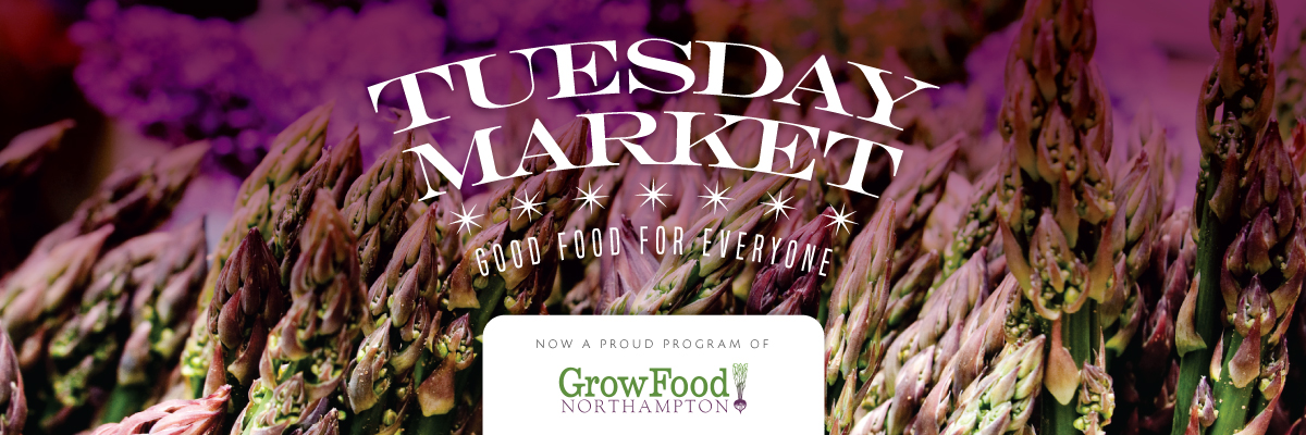Tuesday Market Is Our New Program!