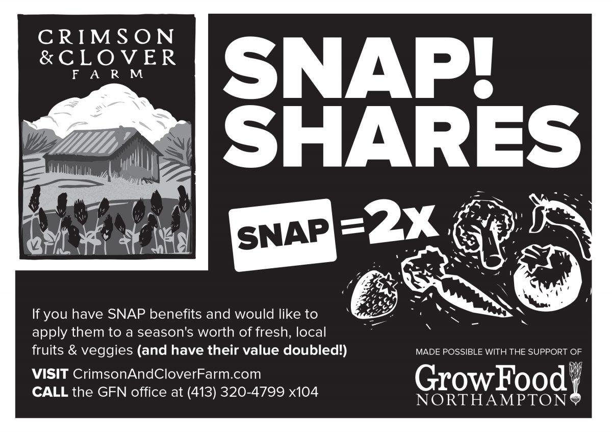 Half-price Farm Shares For SNAP Participants!
