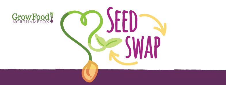 Seed Swap – February 24th!