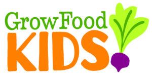 Grow Food Northampton Kids program logo