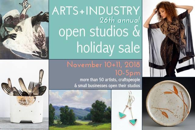 Visit Us During Open Studios