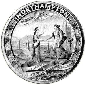 City of Northampton seal